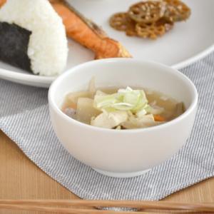 お茶碗 和食器 白マット スープ碗 12cm アウトレット ボウル 小鉢 鉢 ホワイト 汁椀 洋食器としてもOK シンプル おしゃれ 日本製 美濃焼|t-east