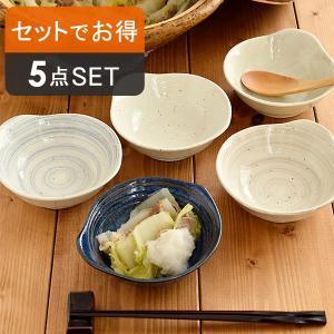 商品説明 少し出っ張った耳が持ちやすい、鍋料理に大活躍なとんすい。 こちらは5柄を1セットにしたセッ...