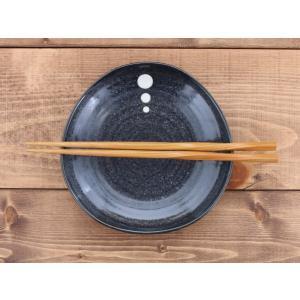 水玉 ドット モノトーン 三角5寸皿  和食器 和皿 取り皿 水玉模様 ケーキ皿 小皿 プレート おもてなし おうちごはん|t-east|02