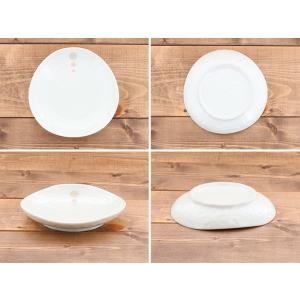 水玉 ドット モノトーン 三角5寸皿  和食器 和皿 取り皿 水玉模様 ケーキ皿 小皿 プレート おもてなし おうちごはん|t-east|08