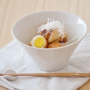 丼ぶり 台形マルチボウル 和食器 洋食器 ホワイト M  白い食器 どんぶり 大鉢 カフェ食器 サラダボウル ラーメン鉢 麺鉢 おしゃれ|t-east