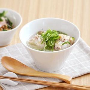 丼ぶり ホワイト 台形マルチボウル(SS)丼 白い食器 どん...