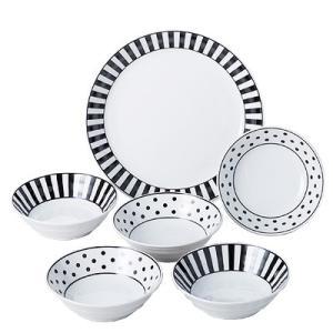 ノヴァ パーティーセット   洋食器 食器のセット ギフト 結婚祝い お祝い 内祝い 美濃焼 モダン カトラリーディナーセット|t-east