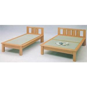 ダブル畳ベッド(幅1500mm)                  //北欧/OUTLET/風/カフェ/SALE/引き出し付き//|t-f-d-c