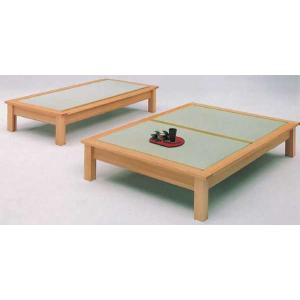 セミダブル畳ベッド(幅1300mm)                  //北欧/OUTLET/風/カフェ/SALE/引き出し付き//|t-f-d-c