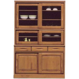 120食器棚(幅1170mm)   ダイニングボード/キッチン収納   //北欧/カフェ/アジアン/和/風/OUTLET//