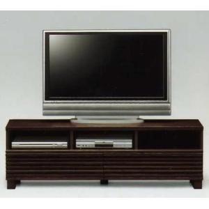 150テレビボード(幅1500mm)ブラウン色   TV台/ロー/収納/脚付き   //北欧/OUTLET/和/風/カフェ/アジアン/モダン/レトロ//