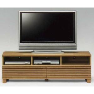 150テレビボード(幅1500mm)ナチュラル色   TV台/ロー/収納/脚付き   //北欧/OUTLET/和/風/カフェ/アジアン/モダン/カントリー調//