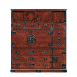 9z14k273シリーズ 1590間タンス(No.1)(幅1590mm) 国産/箪笥 //民芸調/和/風/モダン/アジアン/OUTLET/カフェ/収納//|t-f-d-c
