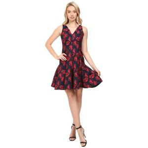 Maggy London Shadow Floral Jac...