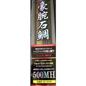 レジェンダー豪腕石鯛500MH|t-g-n