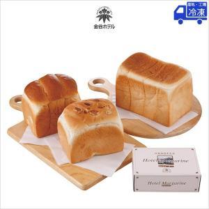 金谷ホテルの朝食に使用されている食パンを中心としたセットになります。  ■商品名:金谷ホテル伝統のパ...