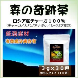 チャーガ茶の極み 森の奇跡茶 シベリア霊芝茶 カバノアナタケ茶 ロシア産 厳選滅菌処理済高品質な商標登録原料100% まずは1袋|t-herb|07
