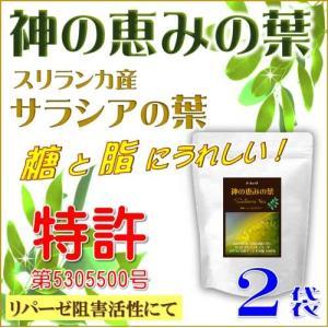 サラシア茶 神の恵みの葉 コタラヒムブツの葉 スリランカ産サラシアレティキュラータ 気になる糖と脂 ダイエットサポートに お得な2袋セット 送料無料|t-herb