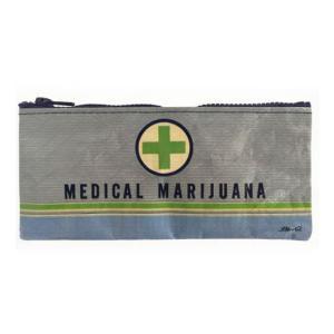 BlueQ社リサイクルペンケース Medical Marijuana|t-home