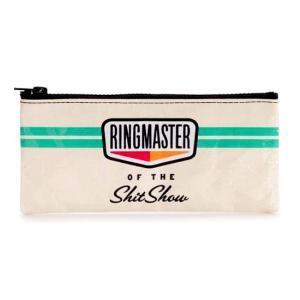 BlueQ社リサイクルペンケース  RINGMASTER|t-home