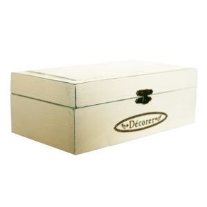ハビタ デコレ リッドボックス HABITER Decorer Lid Box|t-home