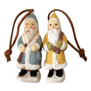 レジン サンタクロース resin Santa Clauses|t-home