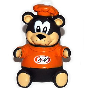 A&Wベア ルーティ 貯金箱 A&W Rooty BANK t-home