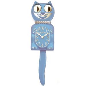 キットキャットクロック リミテッドエディション セレニティブルーレディ  Kit Cat Clock Limited Edition Serenity Blue Lady|t-home