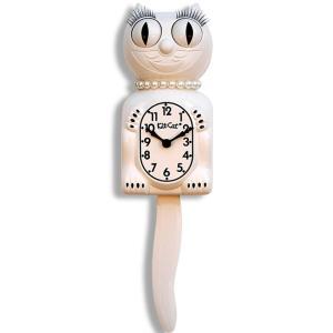 キットキャットクロック リミテッドエディション ホワイトレディ  Kit Cat Clock  Limited EditionWhite Lady|t-home