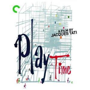 『プレイタイム (1)』 ジャック・タチ(Jacques Tati ) のポスター サイズ69X102cm t-home