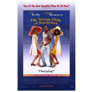 『ロシュフォールの恋人たち (Les Demoiselles de Rochefort)』  映画のポスター サイズ69X102cm|t-home