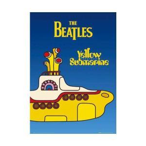 『THE BEATLES YELLOW SUBMARINE SONGTRACK ビートルズ イエロー・サブマリン ソングトラック』ポスター サイズ91.5×61cm|t-home