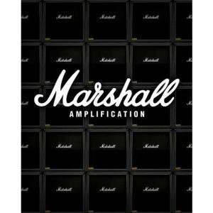『MARSHALL AMPLIFICATION マーシャルアンプリフィケーション 』ポスター サイズ40×50cm|t-home
