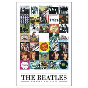 『THE BEATLES THROUGH THE YEARS ビートルズ スルー ザ イヤーズ』ポスター サイズ91.5×61|t-home