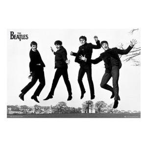 『BEATLES - jump 2 ビートルズ ジャンプ』ポスター サイズ91.5×61|t-home