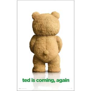 『ted2 テッド2』 ポスター サイズ91×61cm t-home