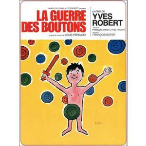 『La guerre des boutons French Style わんぱく戦争 』 レイモン・サヴィニャック(Raymond Savignac) のポスター サイズ69X102cm|t-home