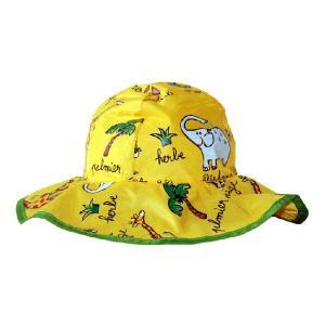 【アウトレット】ラシェーズロング キッズレインハット ジャングル La Chaise Longue Kid's Rain Hat Jungle|t-home