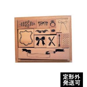 現代百貨 モチーフスタンプセット アクセサリー GENDAI HYAKKA|t-home
