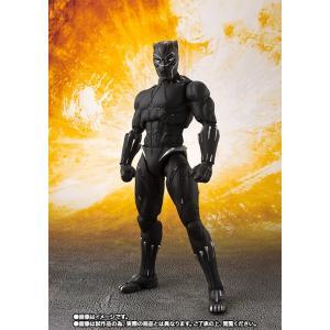 映画『アベンジャーズ/インフィニティ・ウォー』より、最新スーツの「ブラックパンサー」が登場。 シンプ...
