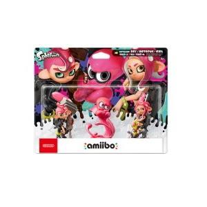 メーカー:任天堂 Nintendo  タコガール、タコ、タコボーイが1つのパッケージに入ったトリプル...