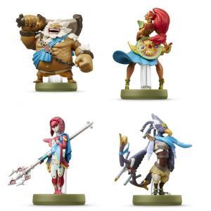 メーカー:任天堂 Nintendo  ブレス オブ ザ ワイルドに登場する四人の英傑「ダルケル」「ウ...