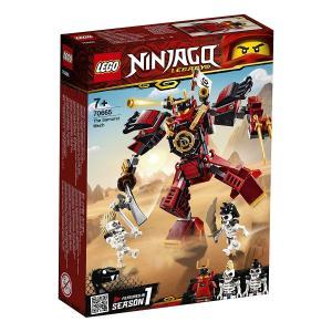 【新品】 LEGO レゴ Ninjago ニンジャゴー 70665 サムライロボ