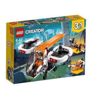 【新品】 LEGO レゴ CREATOR クリエイター 31071 ドローン