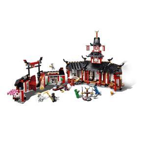 【訳アリ/新品】 LEGO レゴ Ninjago ニンジャゴー 70670 ニンジャ道場|t-jnky|02