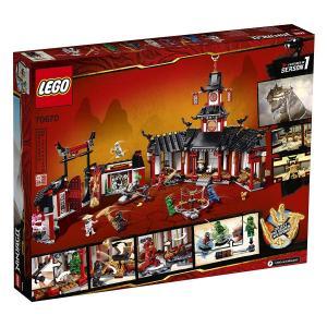 【訳アリ/新品】 LEGO レゴ Ninjago ニンジャゴー 70670 ニンジャ道場|t-jnky|03
