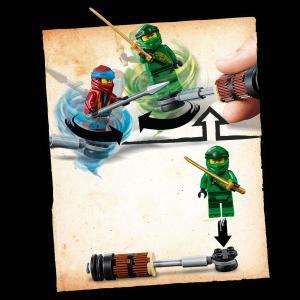 【訳アリ/新品】 LEGO レゴ Ninjago ニンジャゴー 70670 ニンジャ道場|t-jnky|04