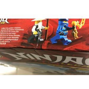 【訳アリ/新品】 LEGO レゴ Ninjago ニンジャゴー 70670 ニンジャ道場|t-jnky|06