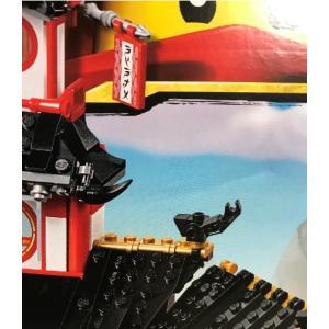 【訳アリ/新品】 LEGO レゴ Ninjago ニンジャゴー 70670 ニンジャ道場|t-jnky|07