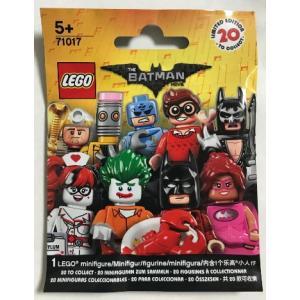 【送料無料/新品】 LEGO レゴ 71017 バットマン ザ・ムービー ミニフィギュア