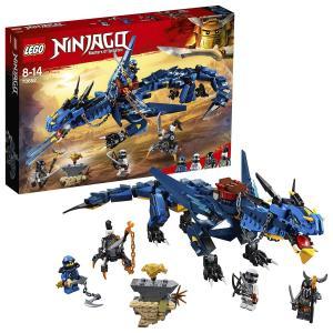 【新品】 LEGO レゴ Ninjago ニンジャゴー 70652 ジェイとイナズマ・ドラゴン