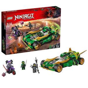 【新品】 LEGO レゴ Ninjago ニンジャゴー 70641 ニンジャ・ナイトクローラー