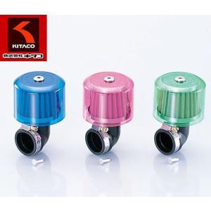 KITACO(キタコ)ノーマルキャブレター対応 汎用エアフィルター スーパーパワーフィルター(エルボ90°)|t-joy