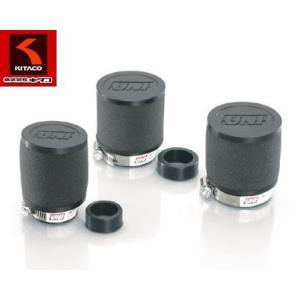 KITACO(キタコ)ノーマルキャブレター対応 汎用エアフィルター UNIフィルター|t-joy